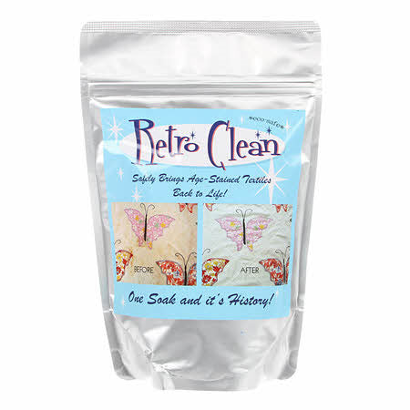 Retro Clean Soak - 4 oz
