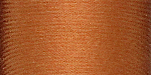 Tire Silk 50 wt. 100m spool - 072 - Orange Rust