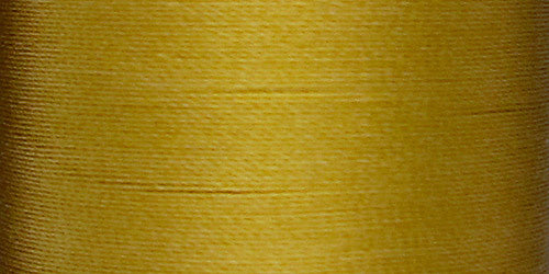 Tire Silk 50 wt. 100m spool - 074 - Mustard