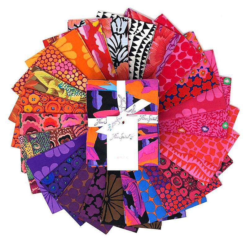 Kaffe Fassett Collective February 2021 Hot Fat Quarter Bundle FB2FQGP.FEB2021HOT