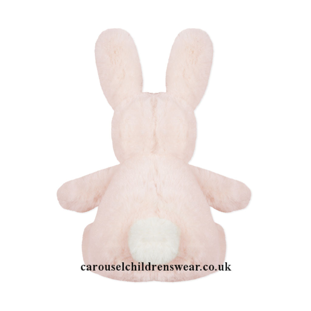ABSORBA SMALL PALE PINK RABBIT IN A BOX