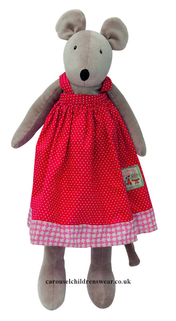 MOULIN ROTY 632117 MOUSE TEDDY