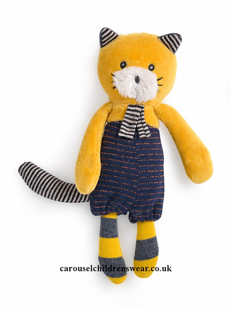 MOULIN ROTY 666006 LES MOUSTACHES CAT
