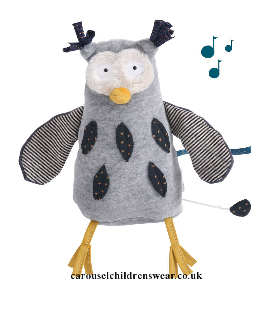 MOULIN ROTY 666041 MUSICAL OWL