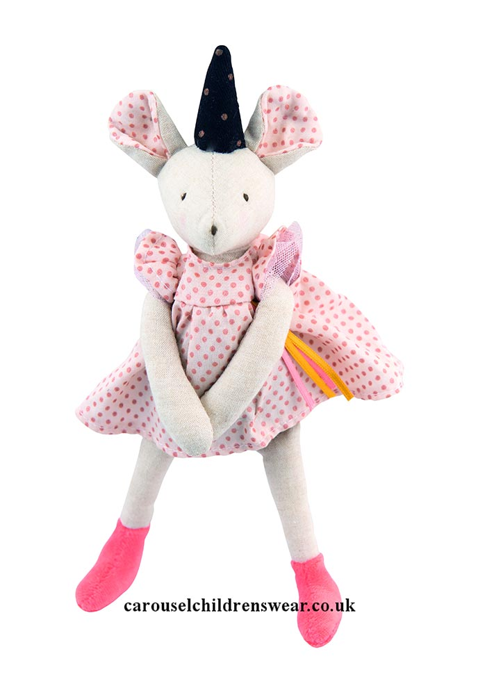 MOULIN ROTY 711318 MOUSE DOLL