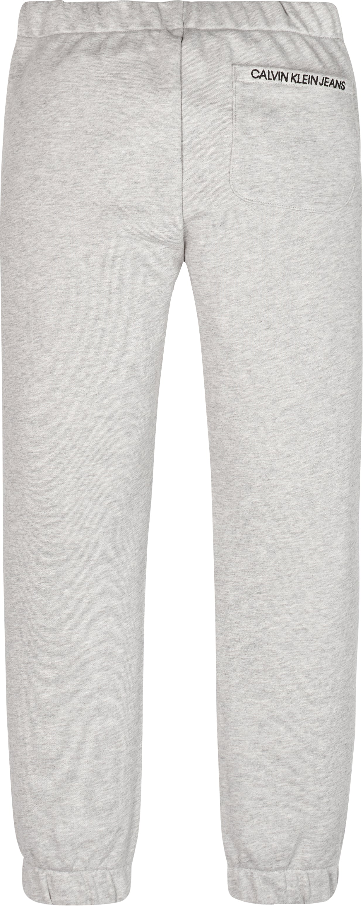 Calvin Klein HEATHER GREY GIRLS JOGGERS