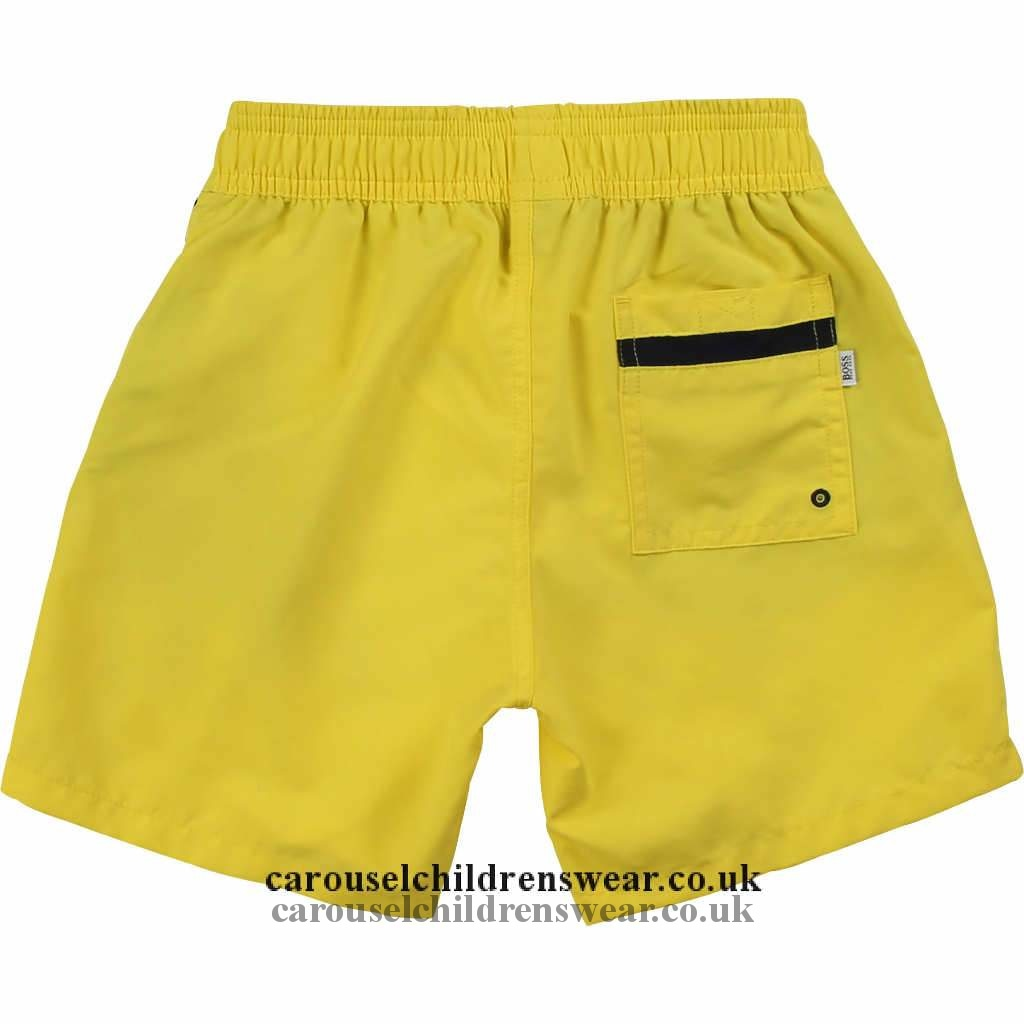 Boss J24653 535 Pollen Surfer Swimshort Clothing