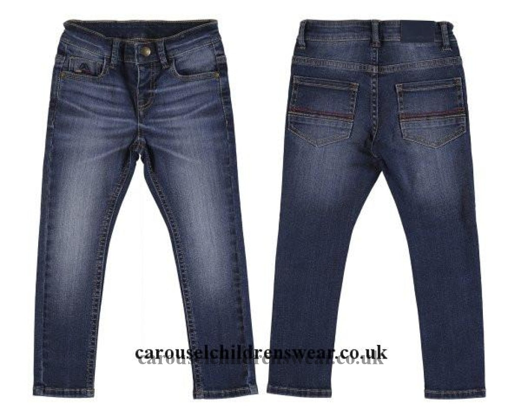 Mayoral 4527 060 Skinny Fit Jean Clothing