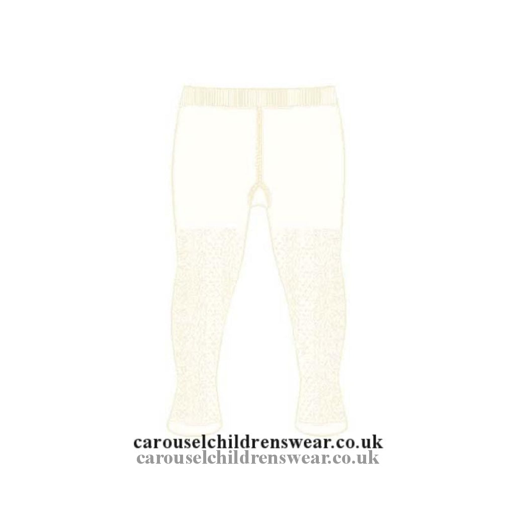 Mayoral 9151 027 Natural Jacquard Tight Accessories