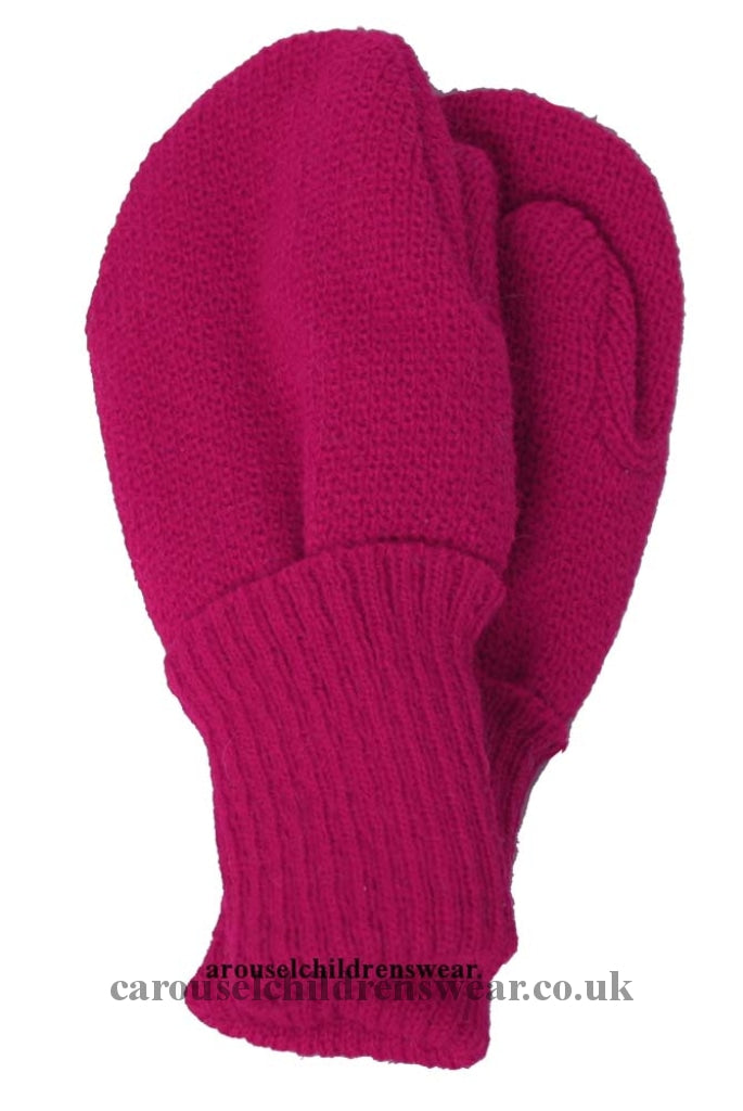 Satila Twiddle Cerise Pink Mitten Accessories