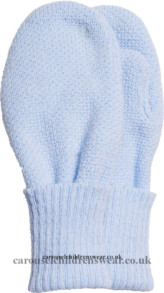 Satila Twiddle Pale Blue Mitten Accessories