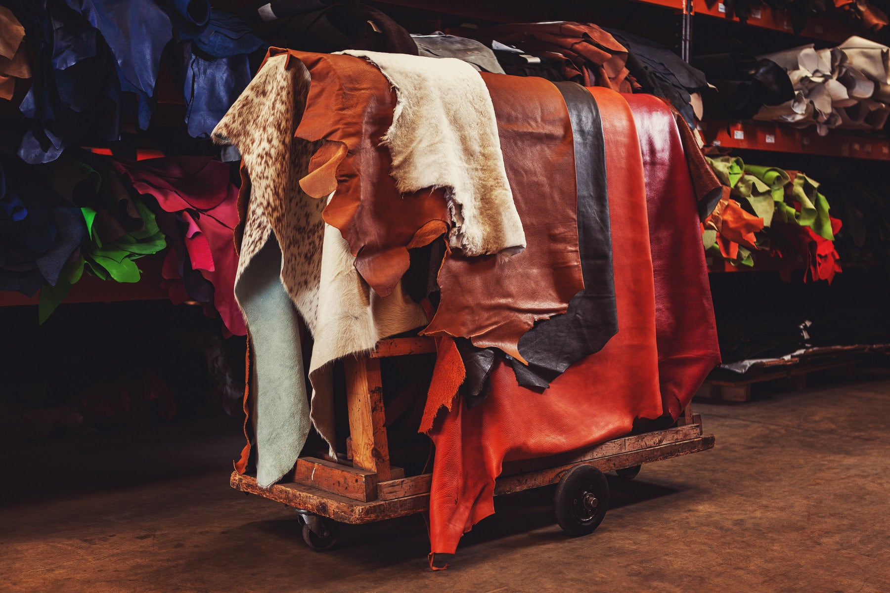 Why Buy From Us - Rolford Leather - Wholesale Leather Hide Supplier