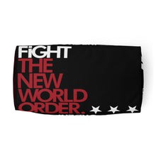 Load image into Gallery viewer, FIGHT THE NWO -- Duffle bag