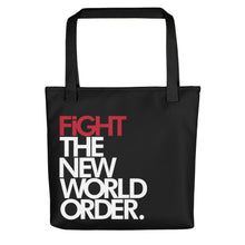 Load image into Gallery viewer, FIGHT THE NWO - Tote bag