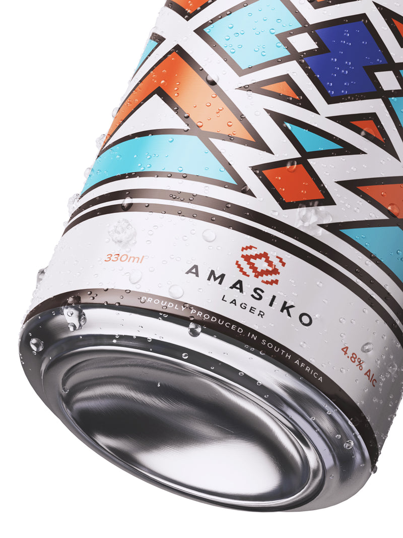 AMASIKO - Lager 8 Pack