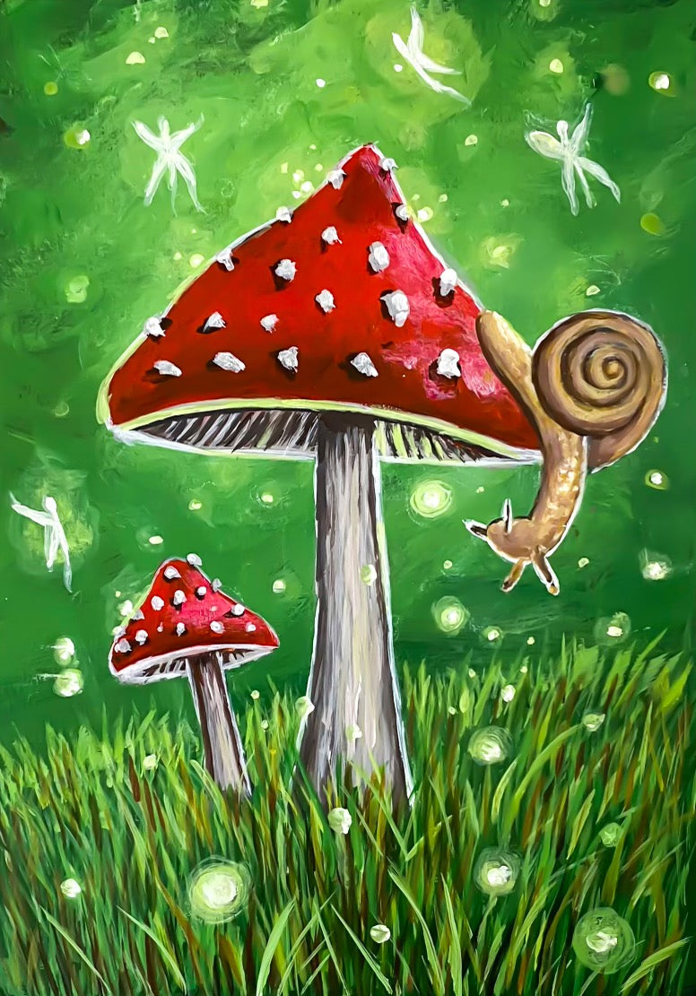 Tip Link - Magical Mushrooms