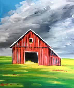 Tip Link - Stormy Barn