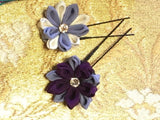 Copy of Japanese Hair Accessory Tsumami Kanzashi 【Spica】AB-812