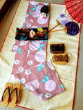 Y-006 - Rental YUKATA (Not for Resale)