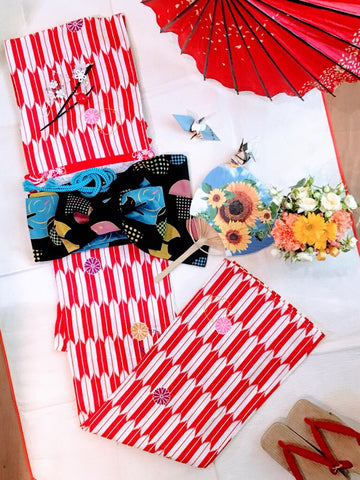 Y-001 - Rental YUKATA (Not for Resale)