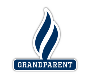 WJU Grandparent Decal - M4