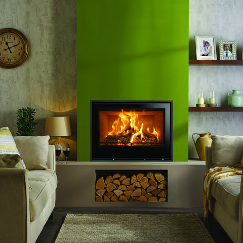 Stovax Elise Glass 680 Solid Fuel Stove