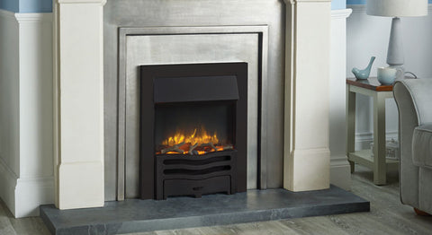 Gazco Logic2 Electric Wave Fire