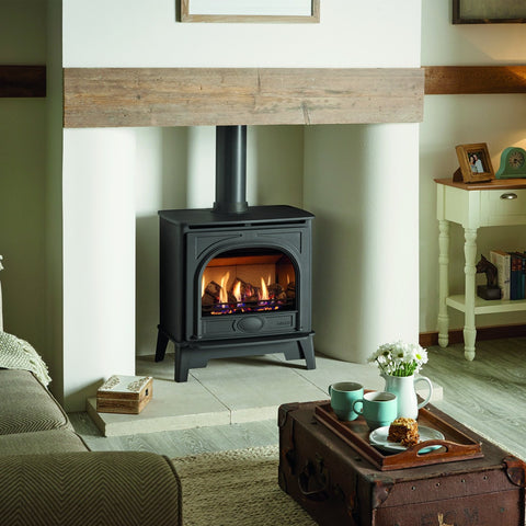 Gazco Stockton2 Medium Traditional Gas Stove