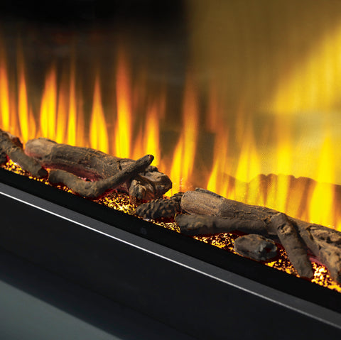 Solution Fires SLE125T Double Sided Electric Fire