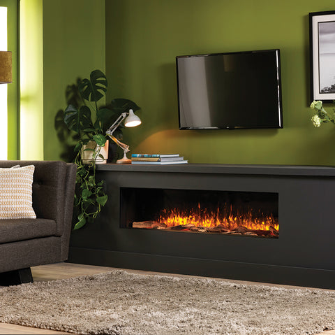 Solution Fires SLE150 Cassette Electric Fire