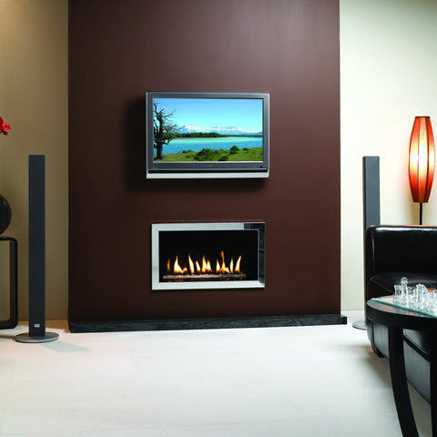 Gazco Studio 1 Profil Open Fronted Gas Fire