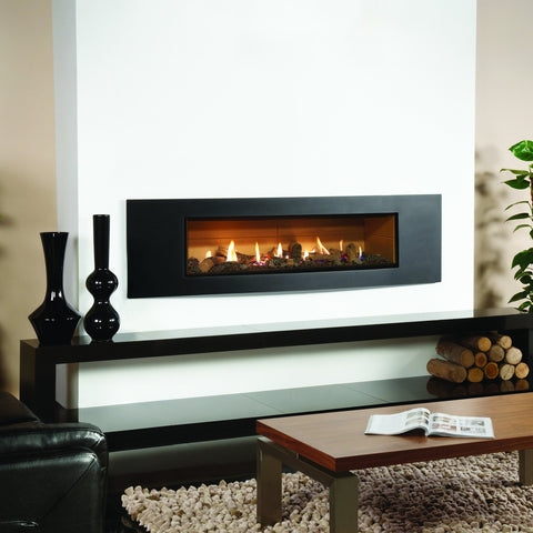 Gazco Studio 3 Verve Open Fronted Gas Fire