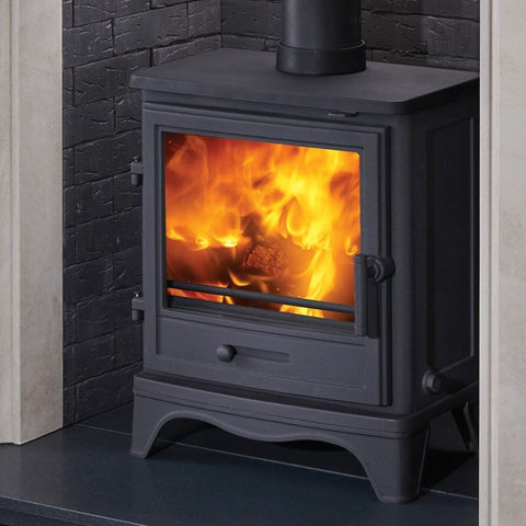 Capital Fireplaces Bassington Eco Skirted Stove
