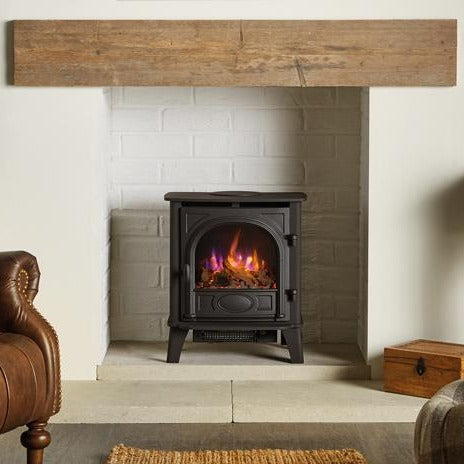 Gazco Stockon 5 Electric Stove
