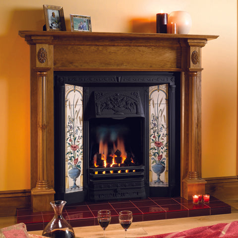 Stovax Regency Wood Mantel