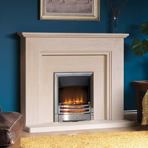Solution Fires SLE40i Electric Inset Fire (With Contemporary Fascia)