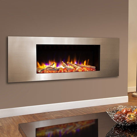 Celsi Ultiflame VR Metz Wall-Mounted Electric Fire