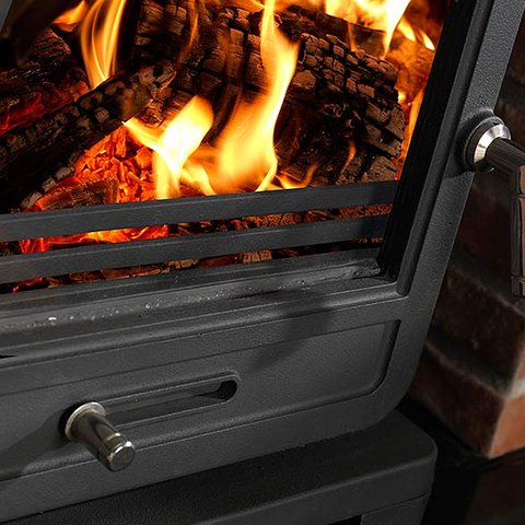 Capital Fireplaces Vera Edge 200SL Eco Stove