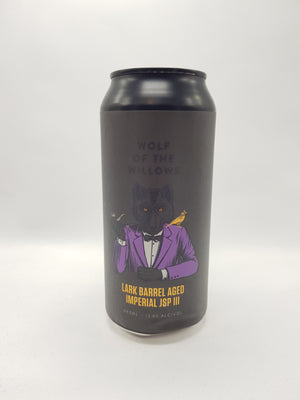 Wolf of the Willows - Lark Barrel Aged Imperial JSP 12.8% 440ml