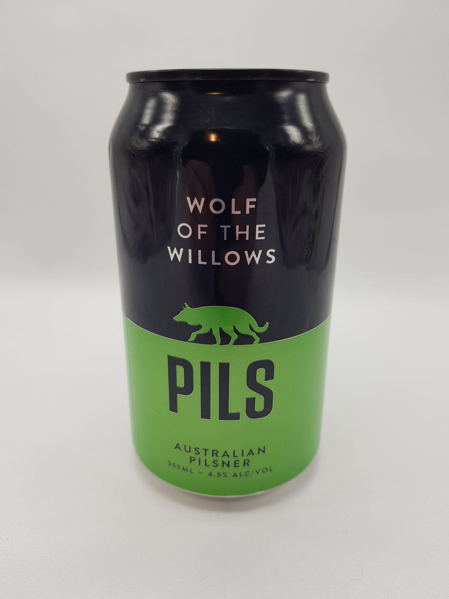 Wolf Of The Willows - Pils 4.5% 375ml