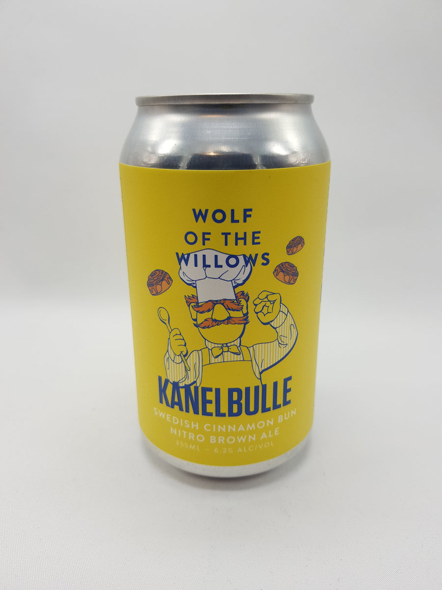 Wolf Of The Willows - Kanelbulle 6.2% 355ml