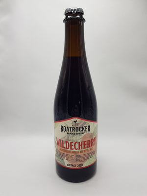 Boatrocker - Wildecherry 2020 6.5% 500ml