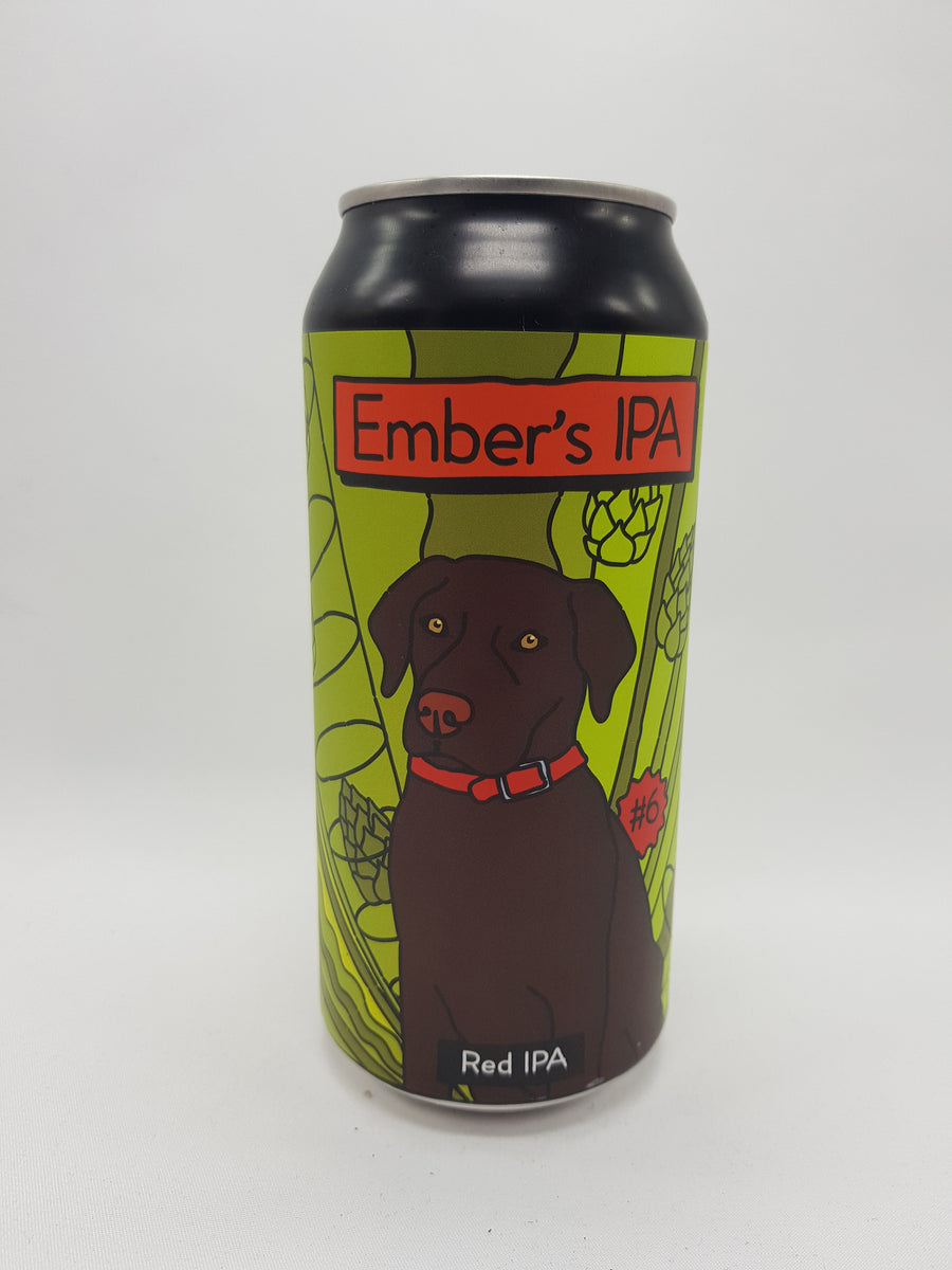 Moon Dog - Ember's Red IPA 7% 440ml