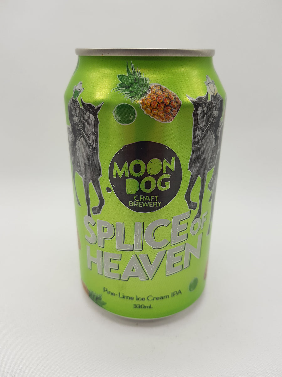 Moon Dog - Splice of Heaven Ice Cream IPA 6.5% 330ml