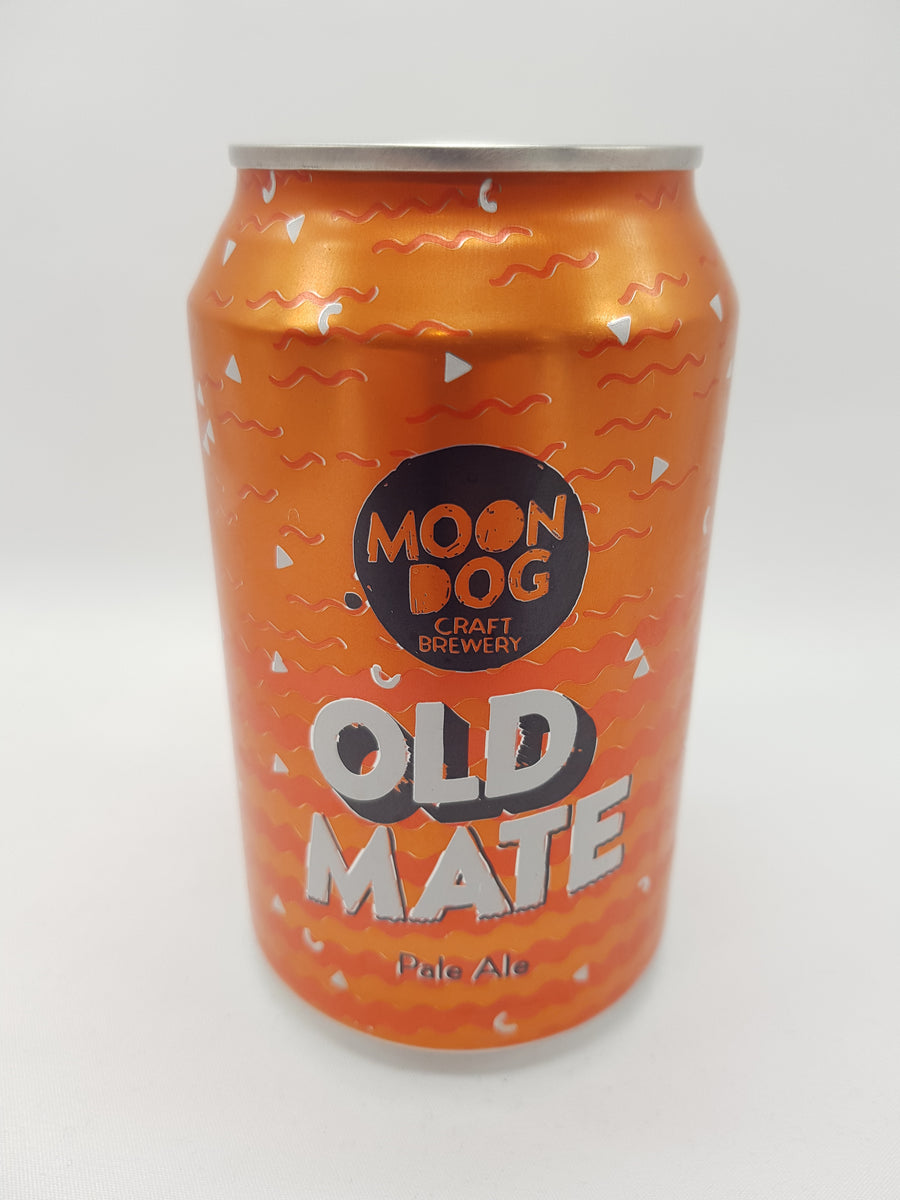 Moon Dog - Old Mate Pale Ale 5% 330ml
