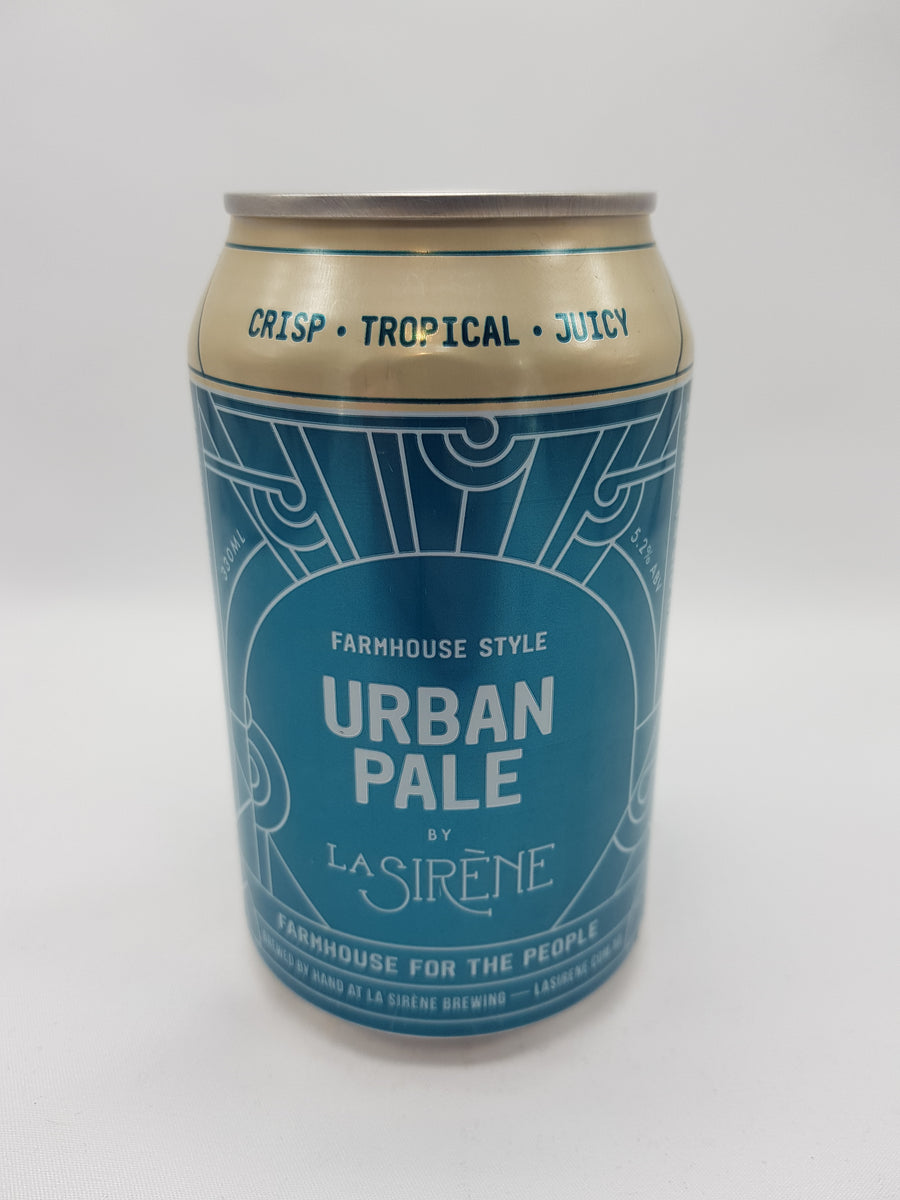 La Sirene - Urban Pale Ale 5.2% 330ml Can