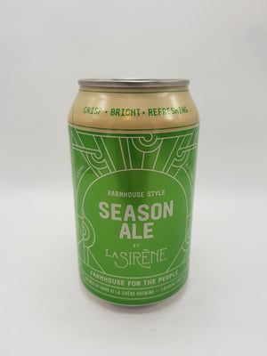 La Sirene - Season Ale 4% 330ml Can