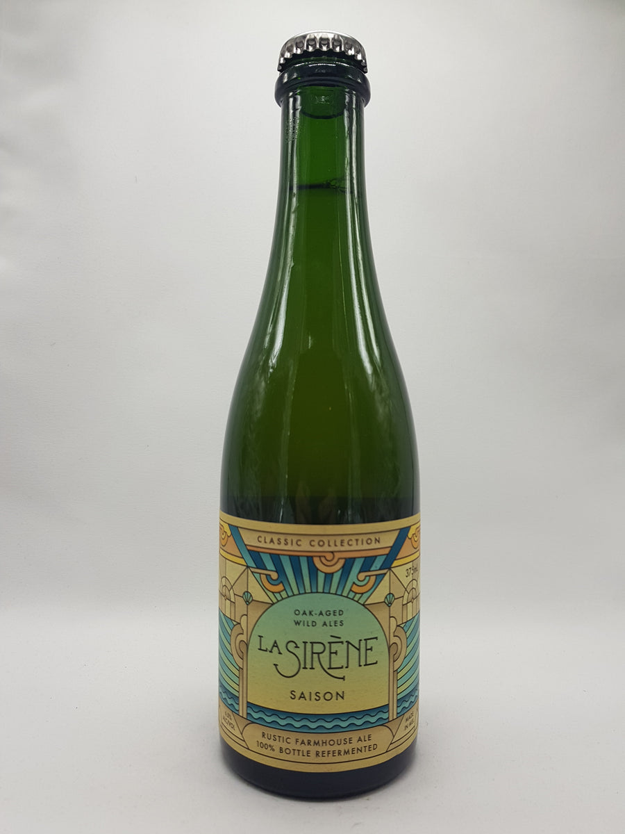 La Sirene - Saison 6.5% 375ml Bottle