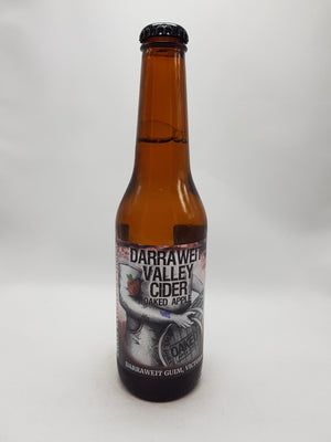 Darraweit Valley - Oaked Apple Cider 5% 330ml