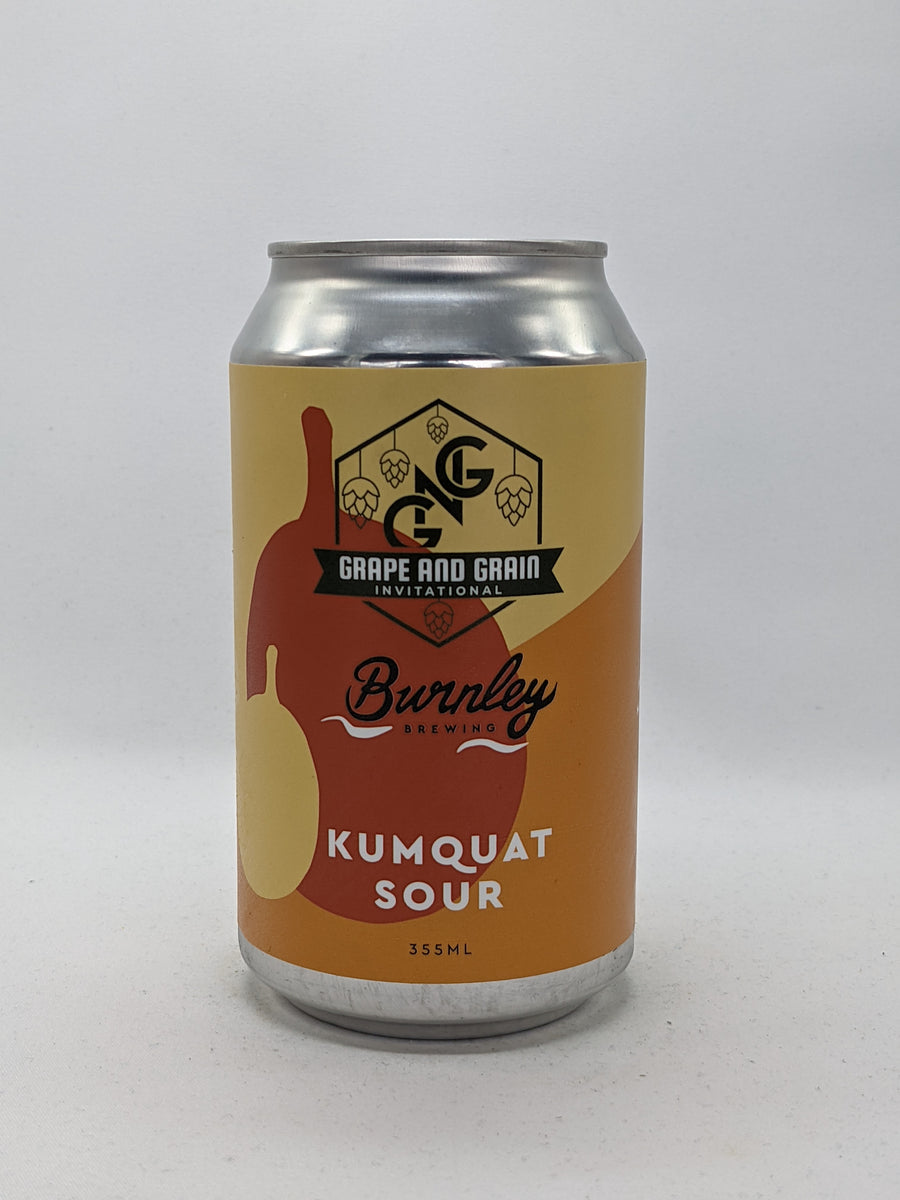 Burnley - Kumquat Sour (GnG Invitaional Collab) 3% 355ml